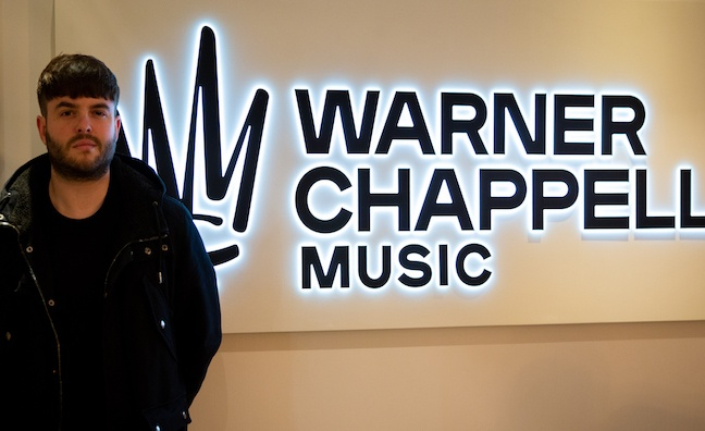 Warner Chappell appoints Sam Lowe to senior A&R role