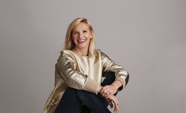 Whiley commended: Jo Whiley