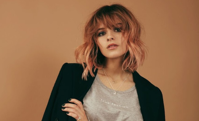 'It's an exciting time to be an independent artist': Gabrielle Aplin signs with AWAL