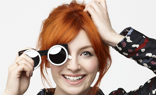 'It's a celebration': Music Week Women In Music Awards host Alice Levine on this year's ceremony