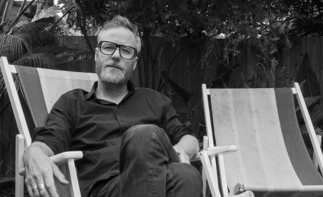 The National's Matt Berninger signs to Concord Music Publishing