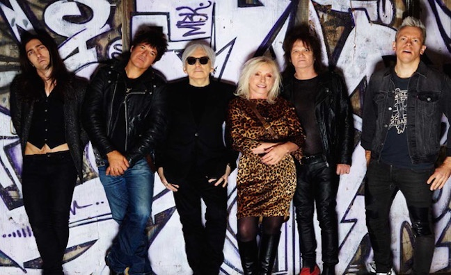 Blondie to kick off Amazon Prime Live Events concert series