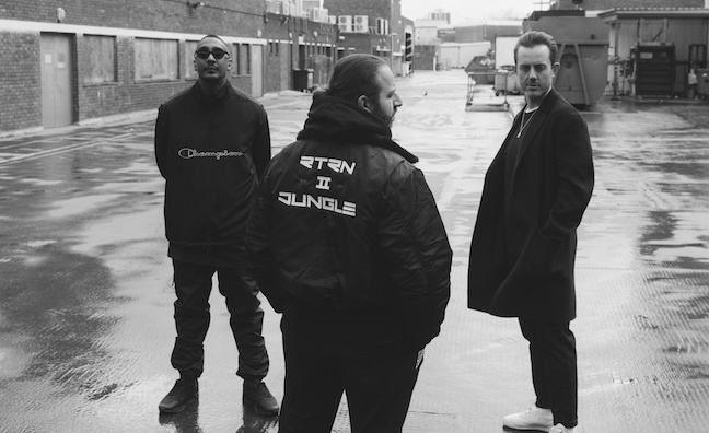 'It's rugged, raw, authentic drum & bass': Chase & Status go back to their roots