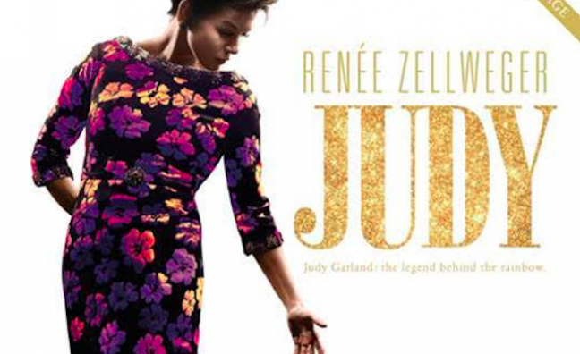 Decca confirm Renee Zellweger to sing the songs of Judy Garland for debut album