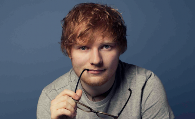 Perfect timing: Has Ed Sheeran got the Christmas No.1 in the bag?