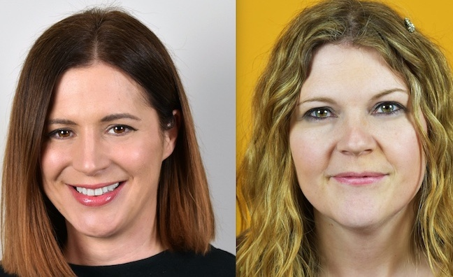 'Two extraordinary executives': BMG promotes Lisa Cullington and Gemma Reilly