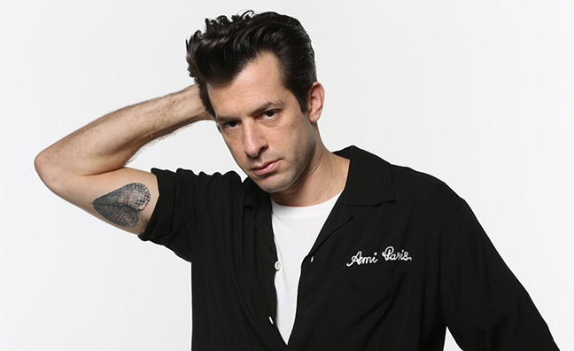 'The charts should reflect the zeitgeist': Mark Ronson talks modern hitmaking