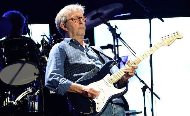 Eric Clapton joins British Summer Time Hyde Park line-up