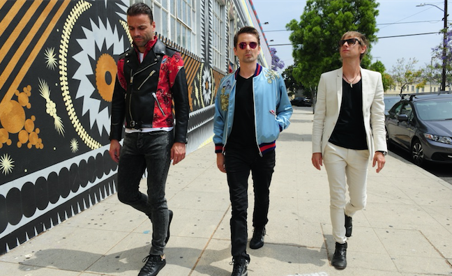 Muse to play intimate London charity show