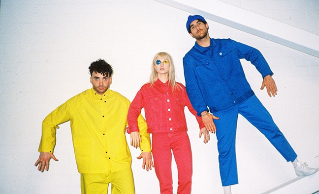 Live review: Paramore at Royal Albert Hall, 'Business is still booming'