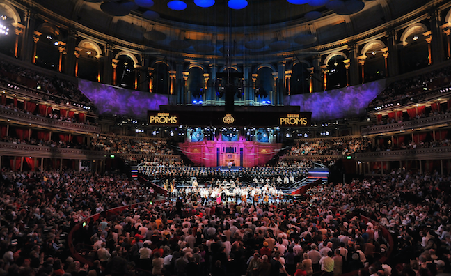 BBC Proms unveils 'bold and ambitious' 2019 line-up
