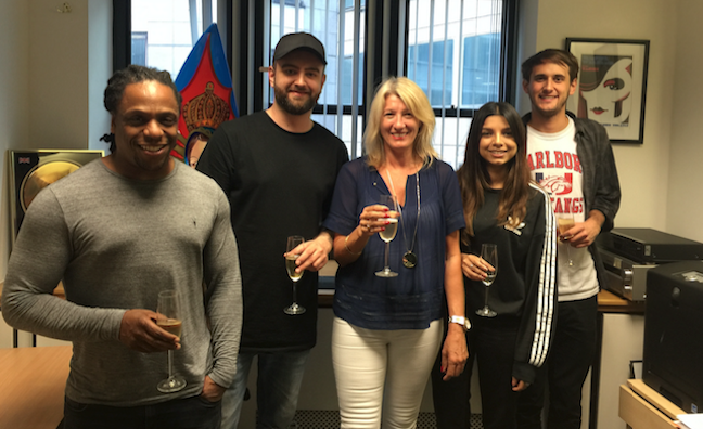 Imagem inks new publishing deal with Chris Loco