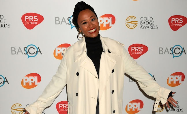 Emeli Sande among Gold Badge Awards winners