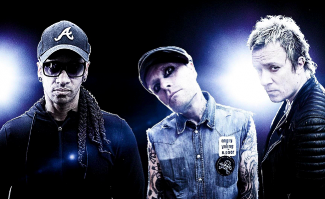 The Prodigy take early lead in albums chart