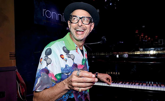 Jeff Goldblum reviews the Songs Of 2018