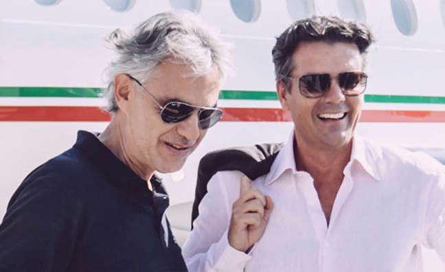 4615d359fde29  This is a very important album   Team Bocelli on the tenor s big comeback.  by Andre Paine