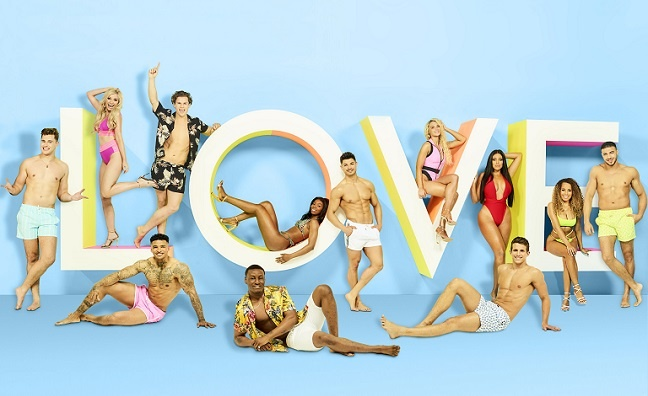Love Island partners with Spotify and TikTok