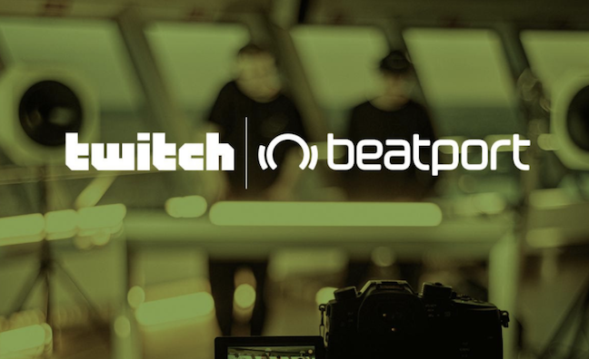 Beatport and Twitch announce exclusive live streaming music programming partnership
