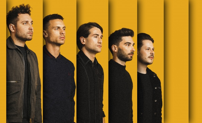 You Me At Six sign with ICM Partners