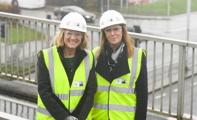 ATG's new Swansea venue begins construction