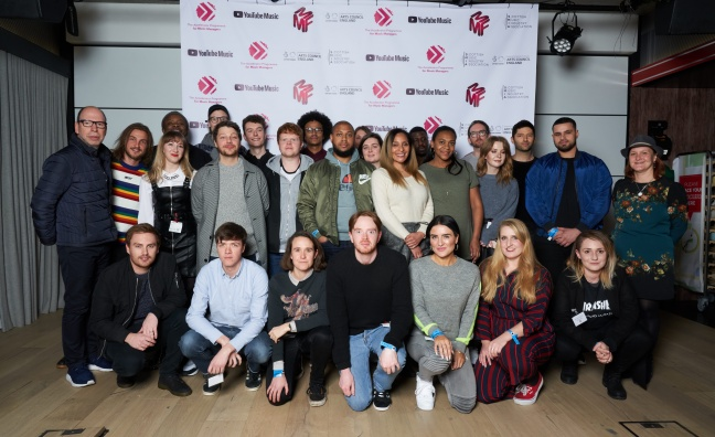 Music managers programme unveils first beneficiaries
