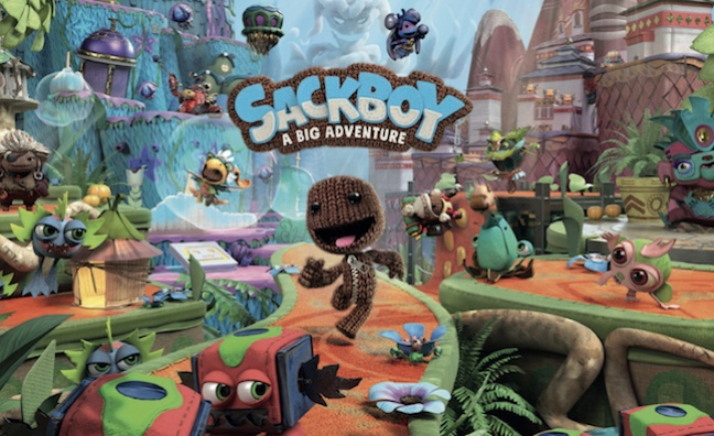 Sony's Sackboy: A Big Adventure a double winner at BAFTA Games Awards