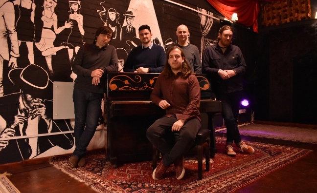 Moonshine Sessions launched to spotlight Nottingham music scene