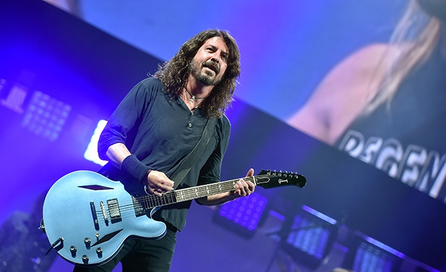 Foo Fighters release statement after some fans denied entry to band's show at The O2