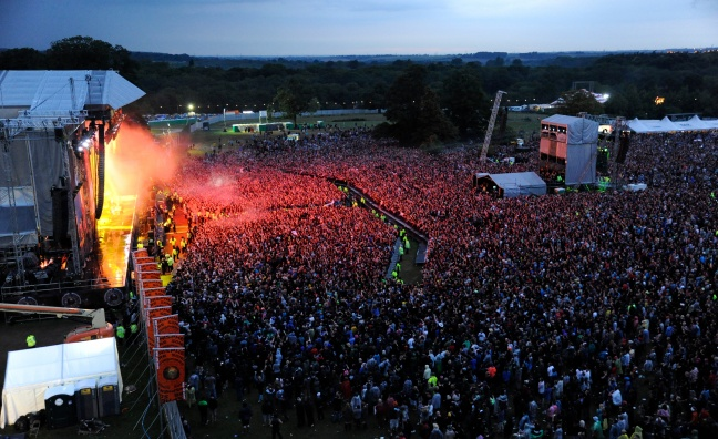 AEG to launch new Knebworth festival?