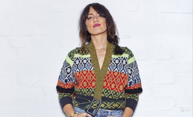 Primary Wave signs publishing and royalty-split deal with KT Tunstall