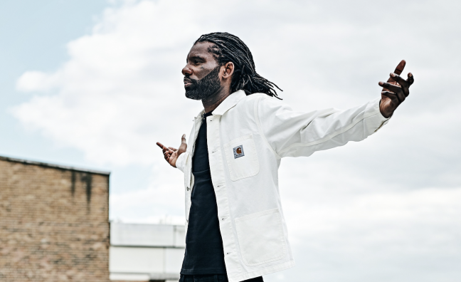 Wretch 32 joins 0207 Def Jam as creative director