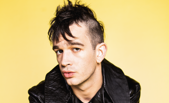 The 1975's Matthew Healy on life as a political pop star