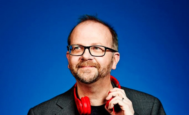 'Radio 2 reimagined': Head of music Jeff Smith on the new music policy at Britain's No.1 station