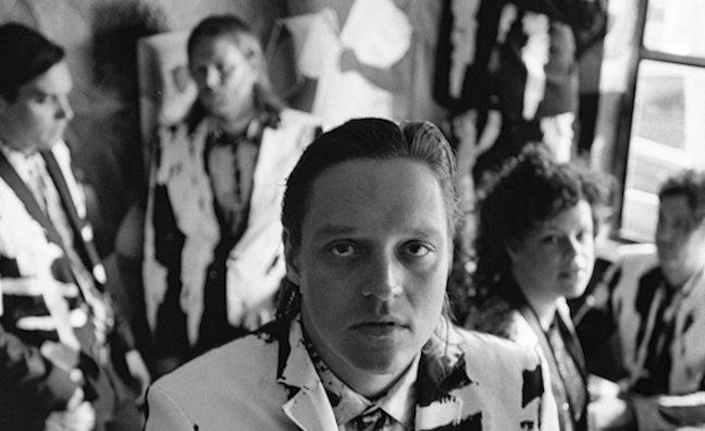 Arcade Fire surge ahead in the albums chart