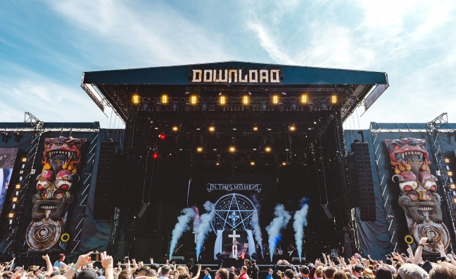 Download responds to festival feedback with site improvements