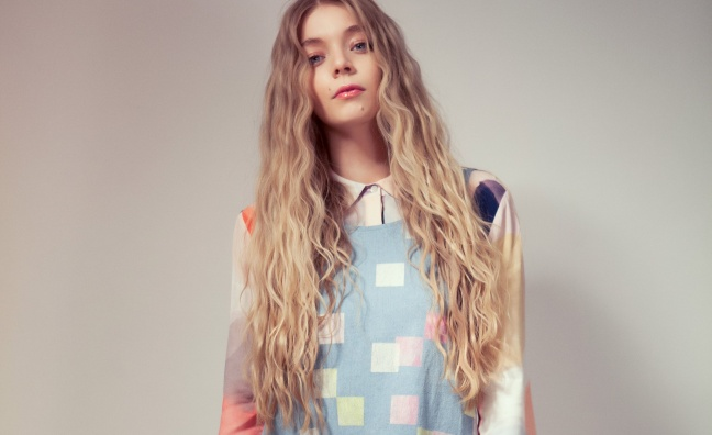 Becky Hill signs to Polydor