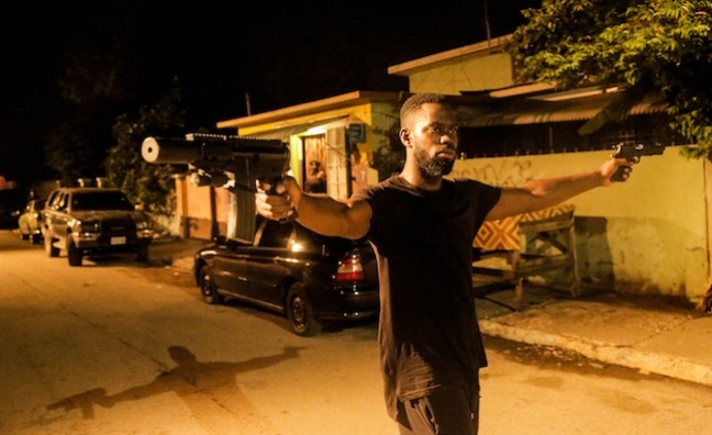 Island backs British crime thriller starring Ghetts