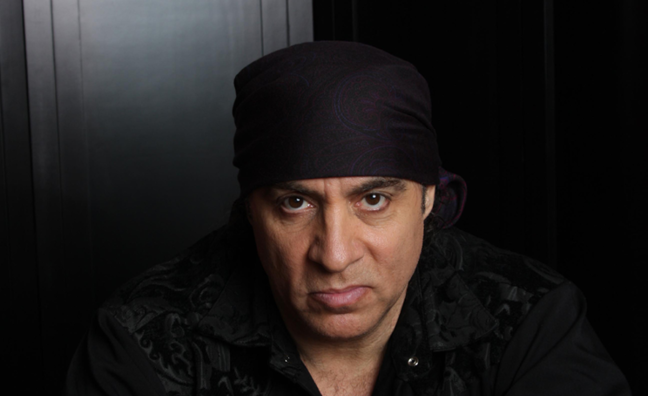 'We're back to being a cult': Stevie Van Zandt on the state of rock'n'roll