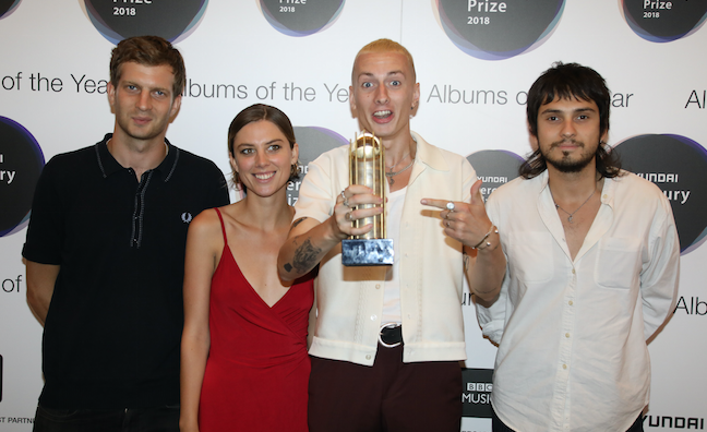 'The world needs it': Team Wolf Alice on why the Mercury Prize still matters