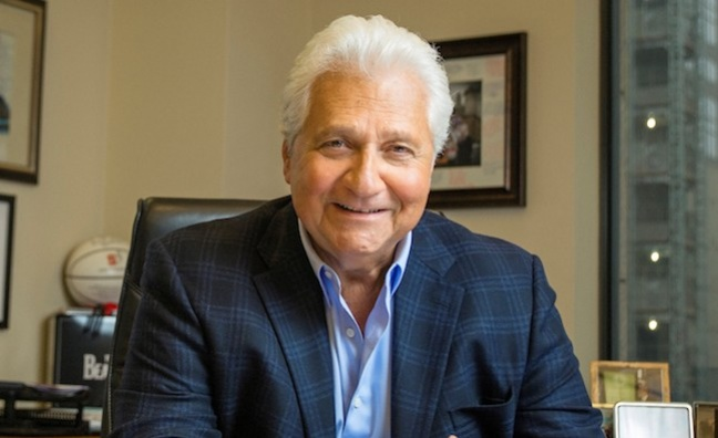 'I am extremely proud of everything we have achieved': Martin Bandier to exit Sony/ATV in 2019