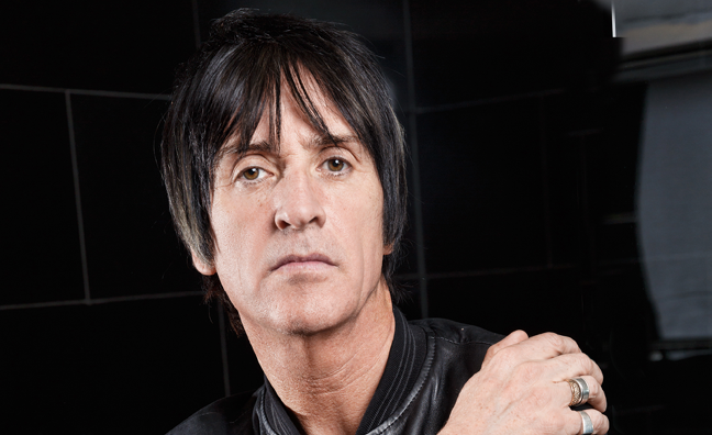 Johnny Marr to headline first AIM Awards live show