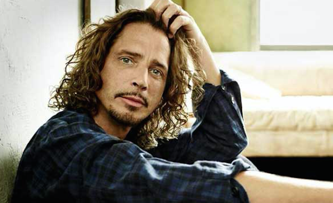 Chris Cornell Estate announces first release since the passing of the late Seattle singer/songwriter