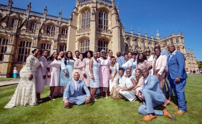The Kingdom Choir sign to Sony Music UK