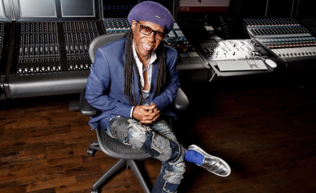 'We want to be heard': Nile Rodgers on the first Chic album since 1992