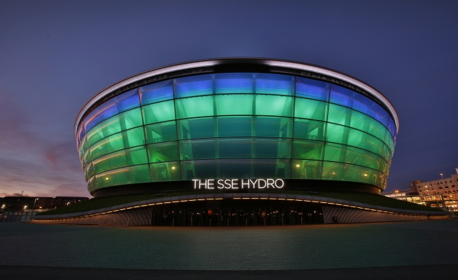 Virgin Money announces The O2 and SSE Hydro partnerships