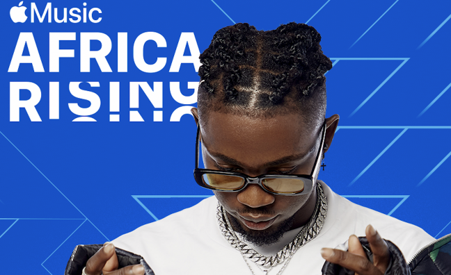 Apple Music launches Africa Rising project with Omah Lay