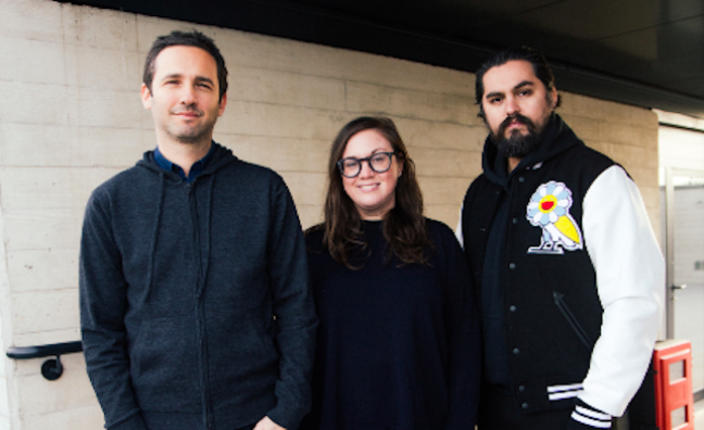 Island Records announces arrival of Daniel Lloyd Jones as co-head of A&R