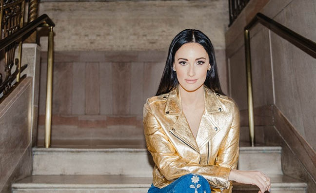 Golden girl: Kacey Musgraves - The Music Week Interview