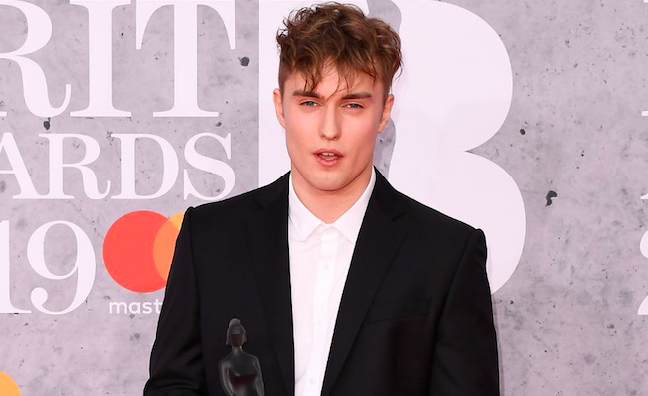 'I've got to take it in my stride': Sam Fender looks ahead to 'classic' debut after BRITs win