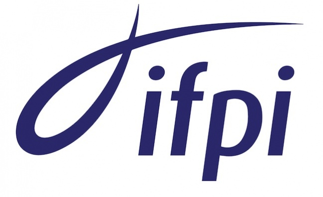 IFPI: Global revenues up 8.2%, UK holds on at No.3